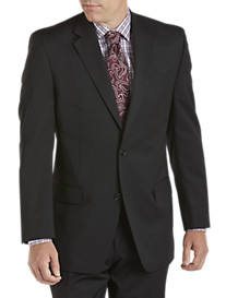 Michael Kors® Tonal Pinstripe Wool Suit Jacket