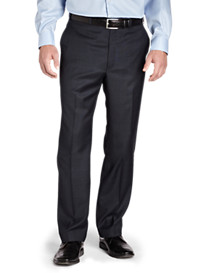 Ralph By Ralph Lauren Flat-Front Suit Pants