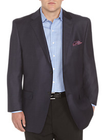 Rochester Gingham Wool Sport Coat