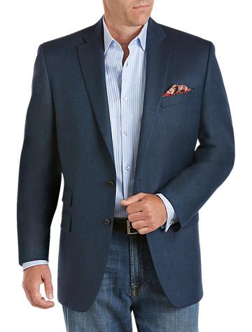 Ralph by Ralph Lauren Tonal Stripe Wool Sport Coat