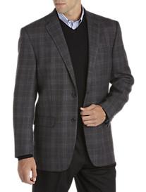 Tommy Hilfiger® Plaid Wool Sport Coat