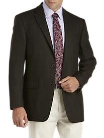 Tommy Hilfiger® Windowpane Check Wool Sport Coat