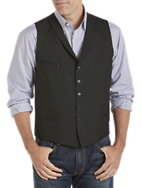 Tallia Orange Shawl-Collar Vest