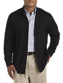 Brooks Brothers® SaxXon™ Merino Wool Full-Zip Cardigan