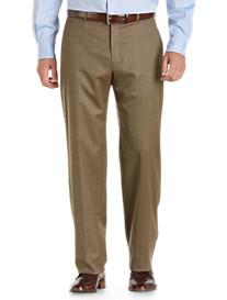 Ballin® Covert Twill Flat-Front Dress Pants