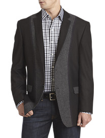 Marc New York Andrew Marc Black/Charcoal Jacket