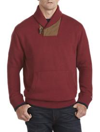 Tommy Hilfiger® Perkins Fleece Shawl-Collar Pullover