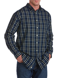 Tommy Hilfiger® Plaid Oxford Sport Shirt