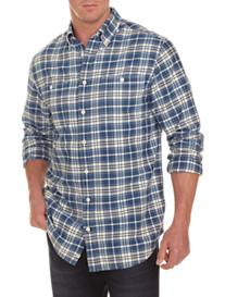 Tommy Hilfiger® Camper Plaid Sport Shirt