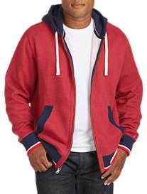Tommy Hilfiger® Desman Zip-Front Fleece Hoodie