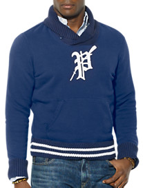 Polo Ralph Lauren® Varsity Shawl-Collar Fleece Pullover