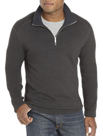 Calvin Klein Jeans® Quarter-Zip Sweater