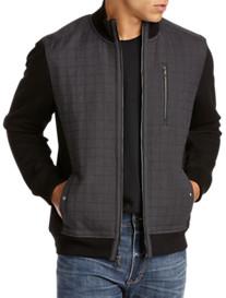 Calvin Klein Sport® Mixed-Media Jacket