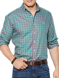 Polo Ralph Lauren® Plaid Twill Sport Shirt
