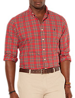 Polo Ralph Lauren® Fancy Plaid Oxford Sport Shirt