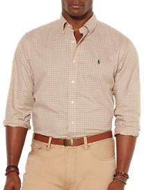 Polo Ralph Lauren® Fancy Plaid Twill Sport Shirt