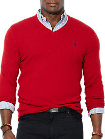 Red Sweaters & Vests from Destination XL