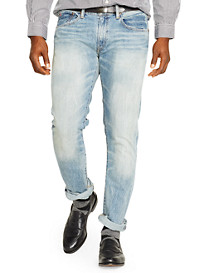 Polo Ralph Lauren® Hampton Straight-Fit Dayton Wash Denim Jeans