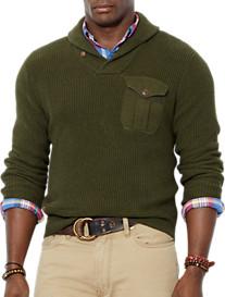 Polo Ralph Lauren® Shawl-Collar Pullover