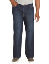 Lucky Brand® Murrell Dark Wash Jeans – Relaxed Straight 181 Fit