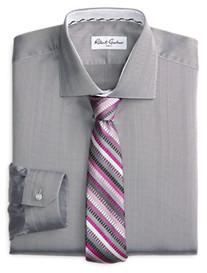 Robert Graham® Lambert Herringbone Dress Shirt