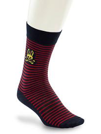 Psycho Bunny® Stripe Socks