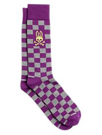 Psycho Bunny® Check Socks