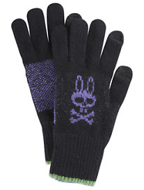 Psycho Bunny® Lambswool Touch Gloves