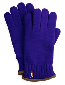 Polo Ralph Lauren® Classic Luxe Merino Wool Gloves