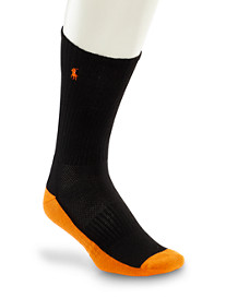 Polo Ralph Lauren® 6-pk Crew Socks