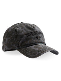 True Religion Brand® Camo Baseball Cap