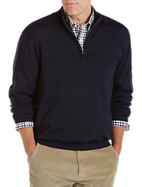 Cutter & Buck® Douglas Half-Zip Sweater