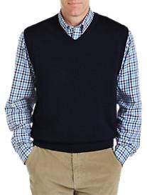 Cutter & Buck® Douglas V-Neck Sweater Vest