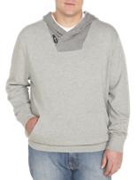 Society of One® Marled Shawl-Collar Hoodie