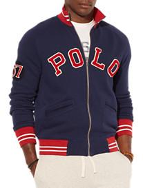 Polo Ralph Lauren® Zip-Front Fleece Track Jacket