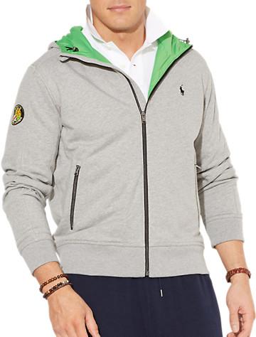 Polo Ralph Lauren® Fleece Contrast Hoodie | Fleece & Sweatshirts