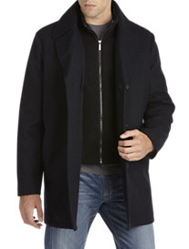 Kenneth Cole Erwin Wool-Blend Coat