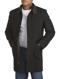Kenneth Cole Edmond Wool-Blend Coat