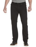 True Religion Brand® Ricky Straight Jeans – Midnight Black Wash