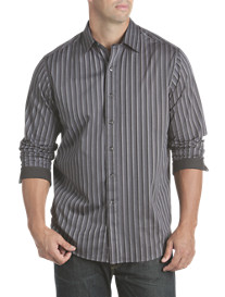 Twenty-Eight Degrees Variegated Stripe Sport Shirt