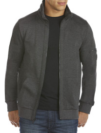 Calvin Klein Jeans® Full-Zip Jacket with Packable Hood