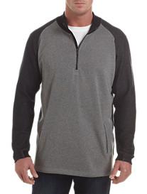 Calvin Klein Jeans® Quarter-Zip Pullover