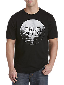 True Religion Brand® Moon Rise Graphic Tee