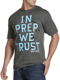 Tommy Hilfiger® In Prep We Trust Graphic Tee
