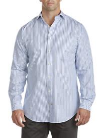 Tommy Hilfiger® Non-Iron Bradford Stripe Sport Shirt