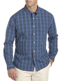Tommy Hilfiger® Derrick Plaid Poplin Sport Shirt