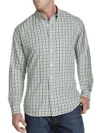 Tommy Hilfiger® Tate Plaid Twill Sport Shirt