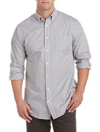 Tommy Hilfiger® Casewell Check Poplin Sport Shirt