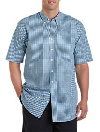 Cutter & Buck® Figure Eight Check Sport Shirt