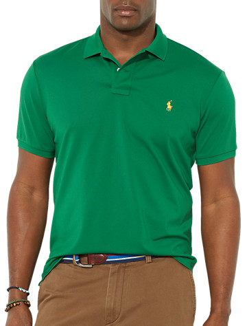 Athletic Green Polo Ralph Lauren®